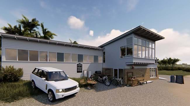 Beach House Realistic